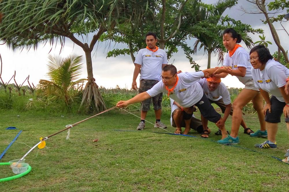 Bali Corporate Team Building Activities Penglipuran Camp -Gallery 06280117