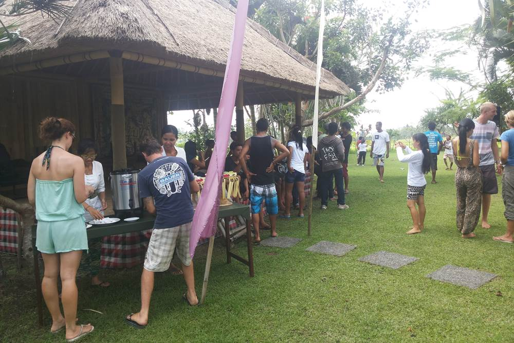 Bali Corporate Team Building Activities Ubud Camp - Gallery 03270117