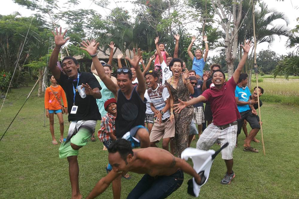 Bali Corporate Team Building Activities Ubud Camp - Gallery 05270117
