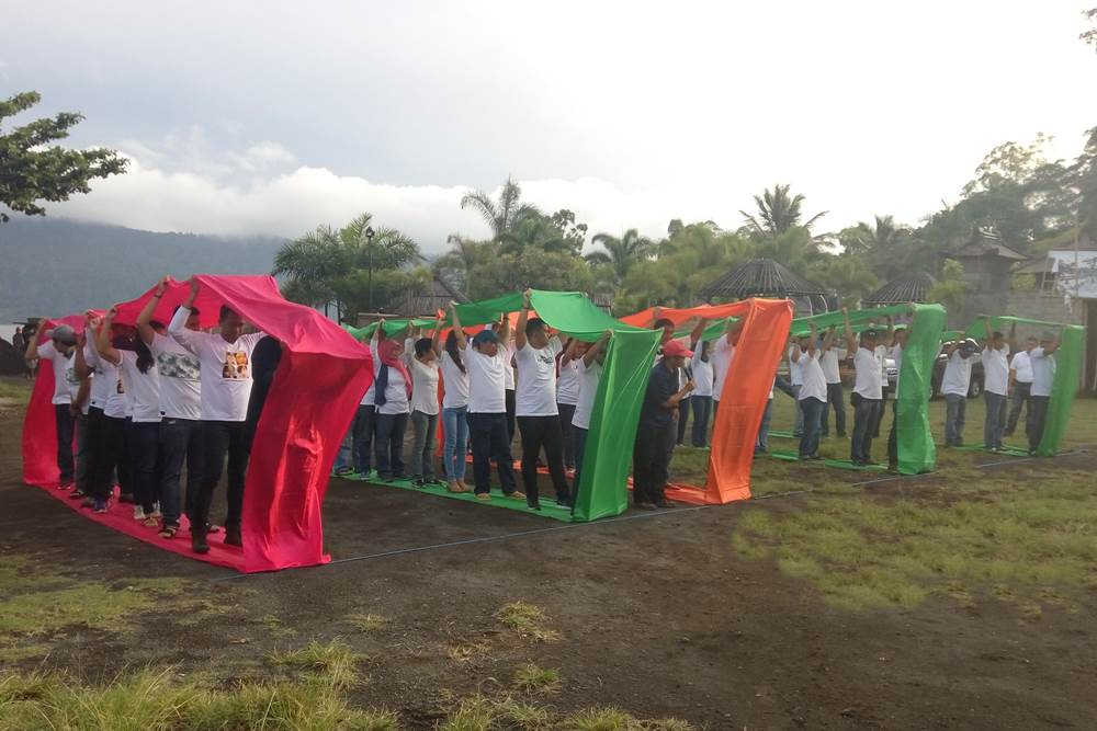 Bali Corporate Team Building Toya Devasya Camp - Galery 03300117