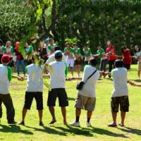 Bali Corporate Team Building Toya Devasya Camp