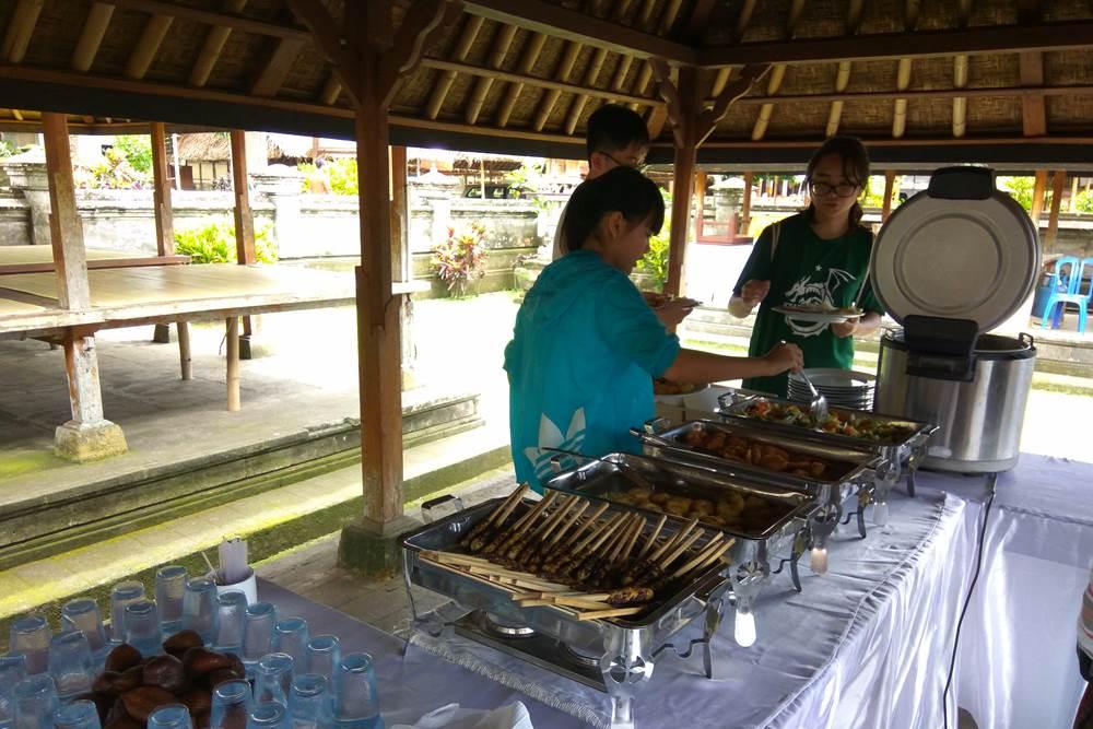 Bali Students Team Building Activities Penglipuran Camp - Gallery 02290117
