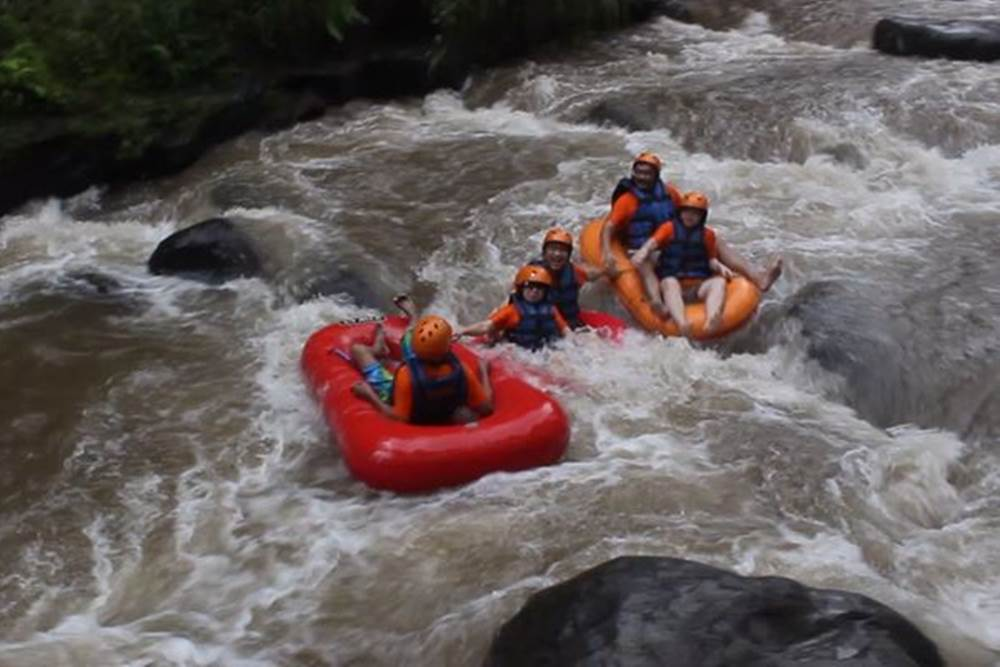 Bali Ayung River Tubing Adventure Tour - Gallery Image 01230217