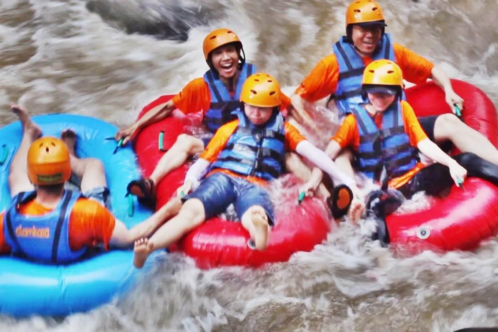 Bali Ayung River Tubing Adventure Tour - Gallery Image 03230217