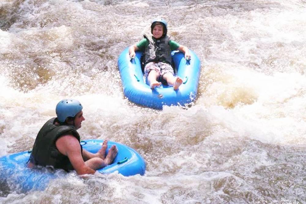 Bali Ayung River Tubing Adventure Tour - Gallery Image 05230217