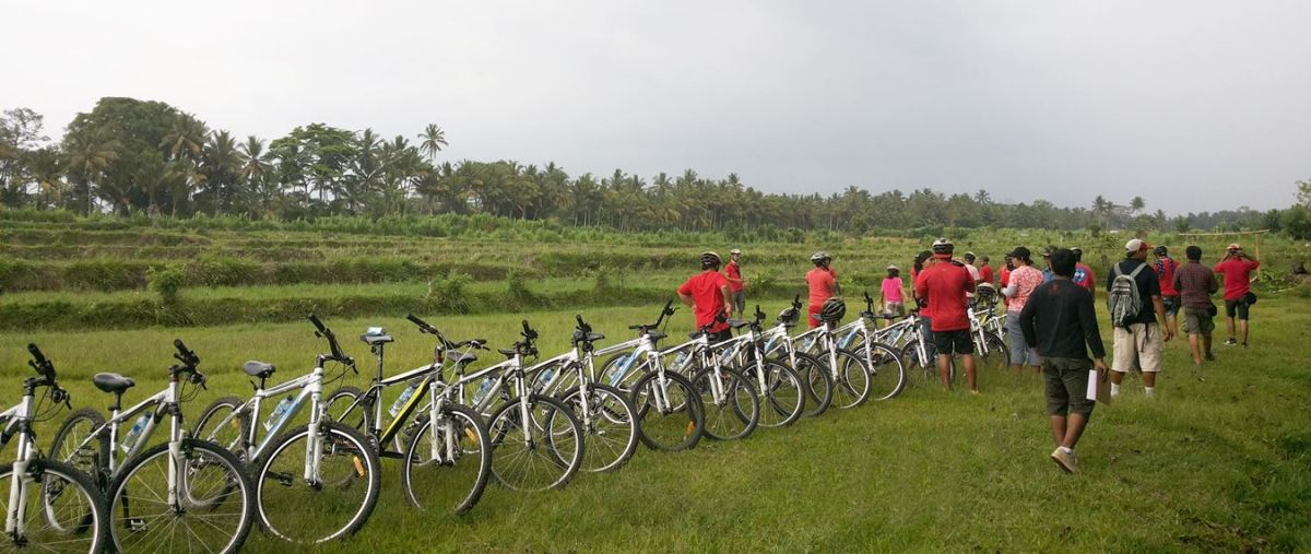 Bali Bongkasa Cycling Tour