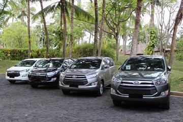 Bali Car Charter With Driver - Kijang Innova - Link to Page 260217