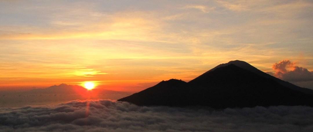 Bali Mount Batur Sunrise Trekking - Header Image 200217