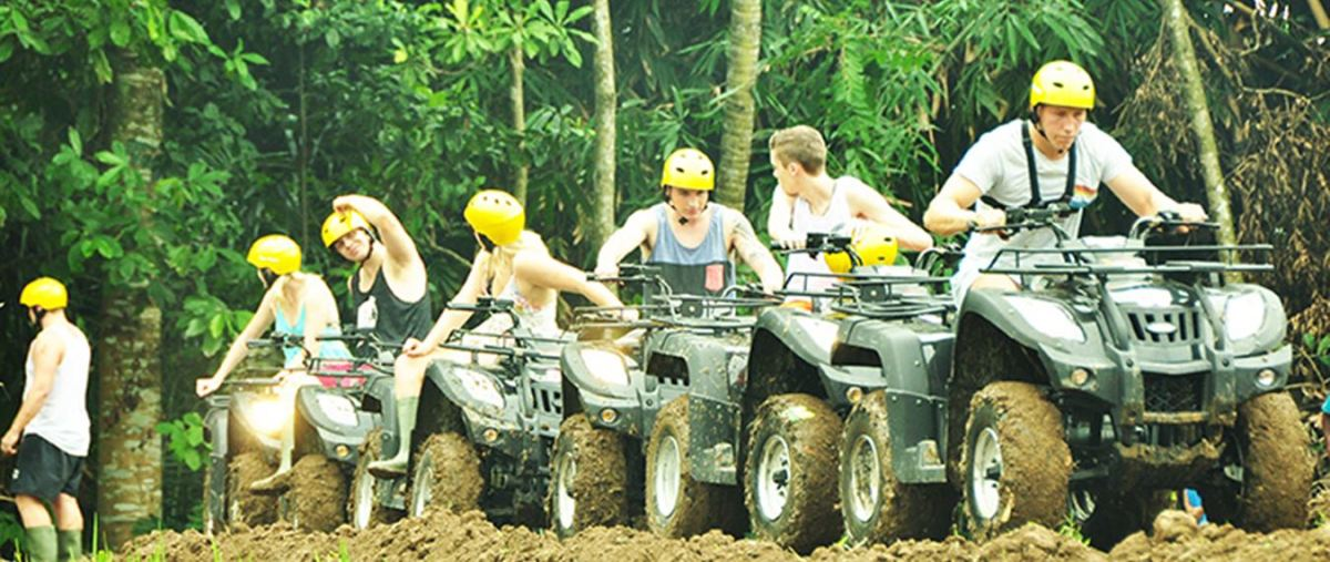 Bali Pertiwi ATV Ride Adventure Tours