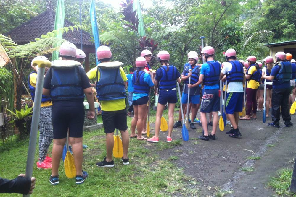 Bali White Water Rafting Tours Telaga Waja River - Gallery 01010217