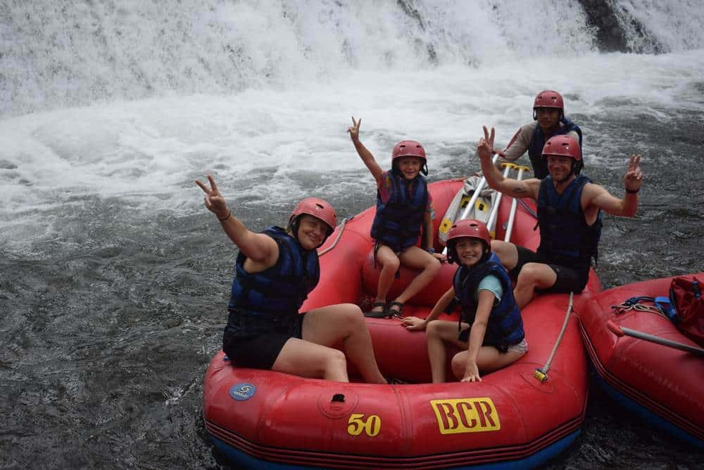 Bali White Water Rafting Tours Telaga Waja River - Gallery 09010217