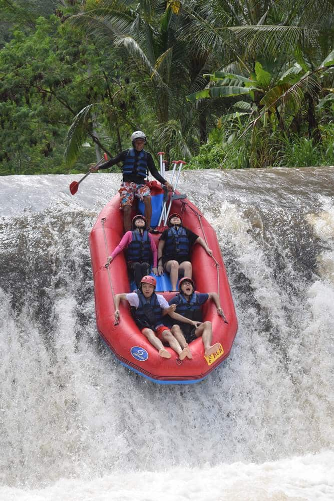 Bali White Water Rafting Tours Telaga Waja River - Gallery 10010217