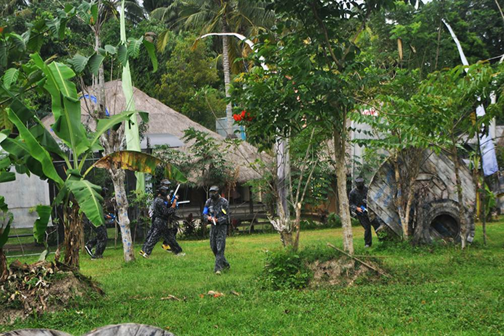 Bali Pertiwi Paintball Adventure Tour - Gallery 02050317