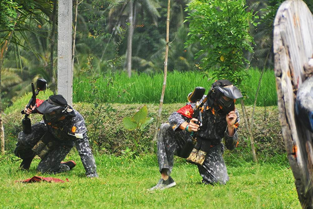 Bali Pertiwi Paintball Adventure Tour - Gallery 10050317