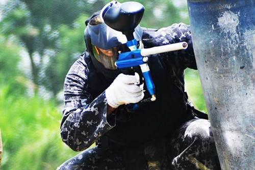 Bali Pertiwi Paintball Adventure Tour - Link to Page 050317
