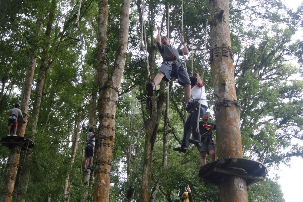 Bali Treetop Bedugul Adventure Tour - Gallery 06050317