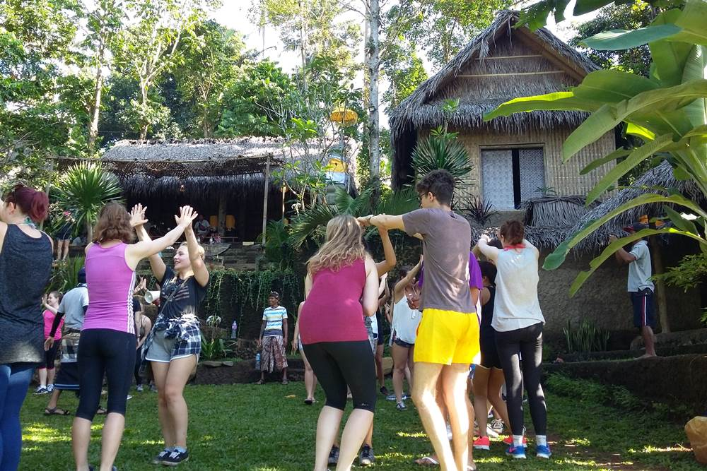 Bali Adventure Camp SLV (SL Volunteers) 5