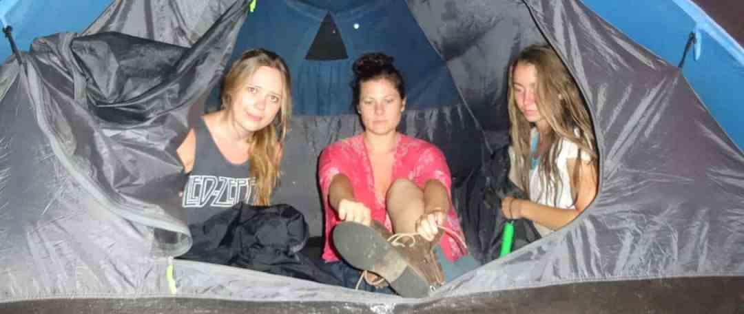 Bali Camping Vacation or Incentive Trip - Header Image