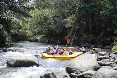 Bali White Water Rafting Tours Ayung River - Gallery 04010218