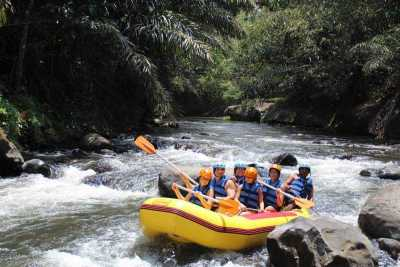 Bali White Water Rafting Tours Ayung River - Gallery 05010218