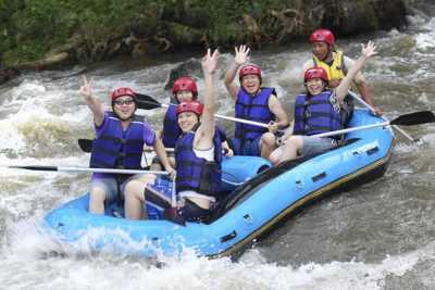 Bali White Water Rafting Tours Ayung River - Gallery 08010218