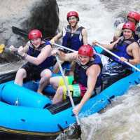 Bali White Water Rafting Tours Ayung River