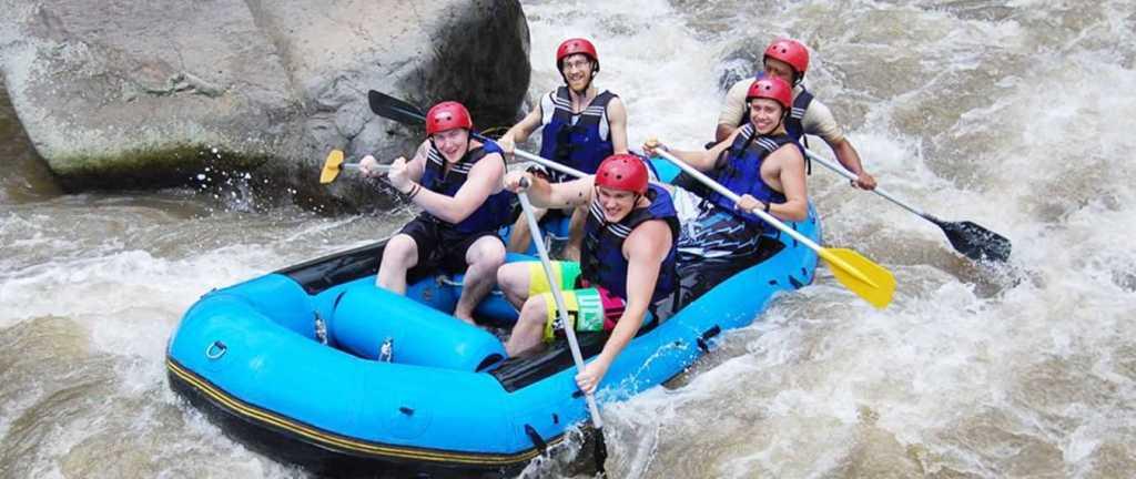 Bali White Water Rafting Tours Ayung River - Header Image 01010218