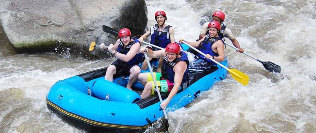 Bali White Water Rafting Tours Ayung River - Header Image 01010218
