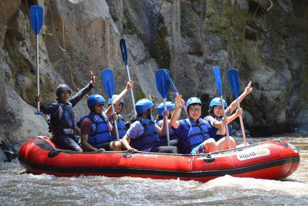Bali White Water Rafting Tours Ayung River - Gallery 090102171