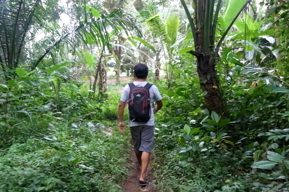 Bali Ubud Rice Paddy Trekking - Gallery 01200217