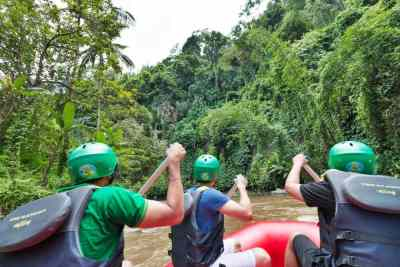 Bali White Water Rafting Tours Ayung River - Gallery 0901021710