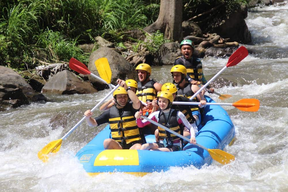 Bali White Water Rafting Tours Ayung River - Gallery 090102178