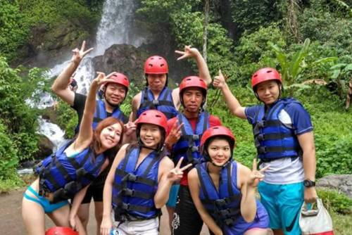 Bali White Water Rafting Tours Telaga Waja River - Gallery 16010217