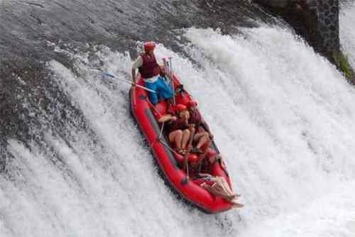 Bali White Water Rafting Tours Telaga Waja River - Gallery 17010217