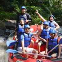Ayung White Water Rafting Bali and ATV Ride Tour
