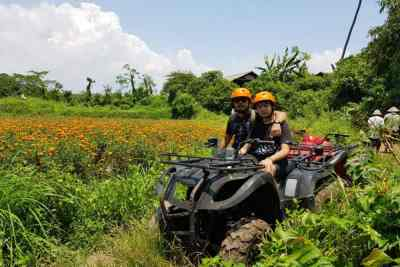 Bali Wake ATV Ride Adventure Tours 17111812