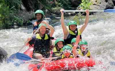 White Water Rafting Bali is Most Popular Activities