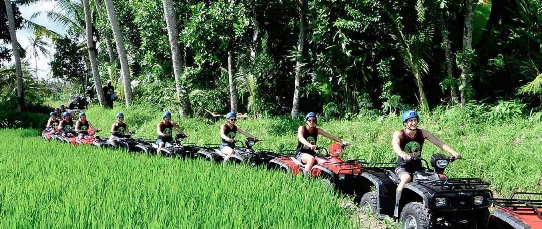 ATV Tours Bali Wake Adventure Keramas Village - Header 211218