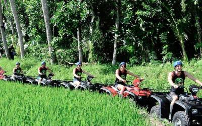 ATV Tours Bali Wake Adventure Keramas Village