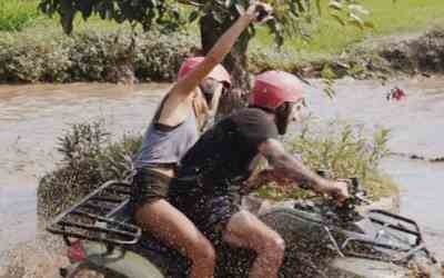 ATV Ubud Bali Taro Adventure Tour