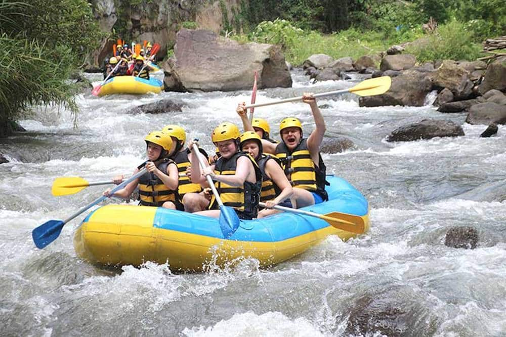 Rafting as the Best Adventurous Activity in Bali - Gallery 2112181