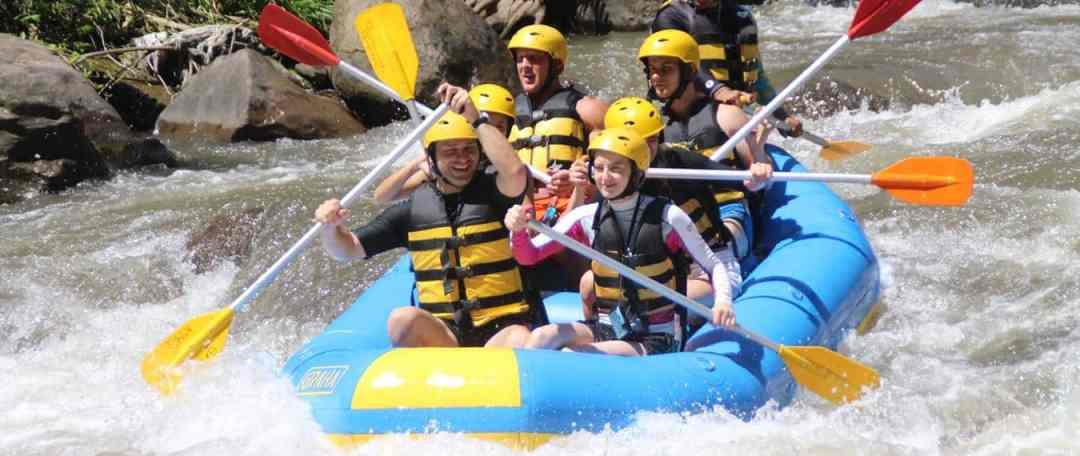 White Water Rafting Ubud - Header 091218