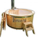 Fiberglass-hot-tub-with-snorkel-heater-Wellness-Basic--150x150 Balie z wkładem z włókna szklanego