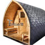 Igloo-garden-sauna-for-sale1-150x150 Zewnętrzne sauny - Sauny ogrodowe - Różne modele saun sprzedajemy już do Polski!
