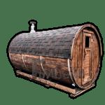 Barrel-outdoor-sauna-150x150 Zewnętrzne sauny - Sauny ogrodowe - Różne modele saun sprzedajemy już do Polski!