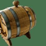 Drewniana beczka do wina, whisky lub piwa - TimberIN