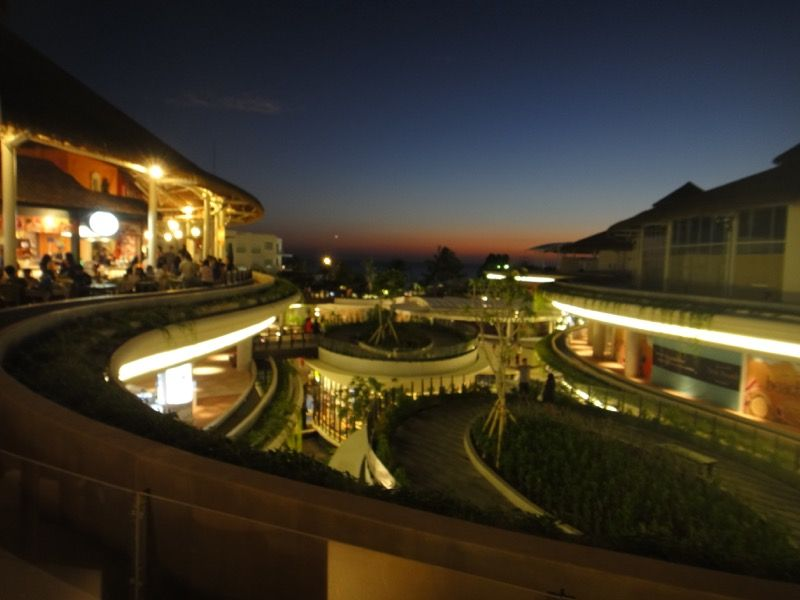 Beach Walk Shopping Center. Kuta