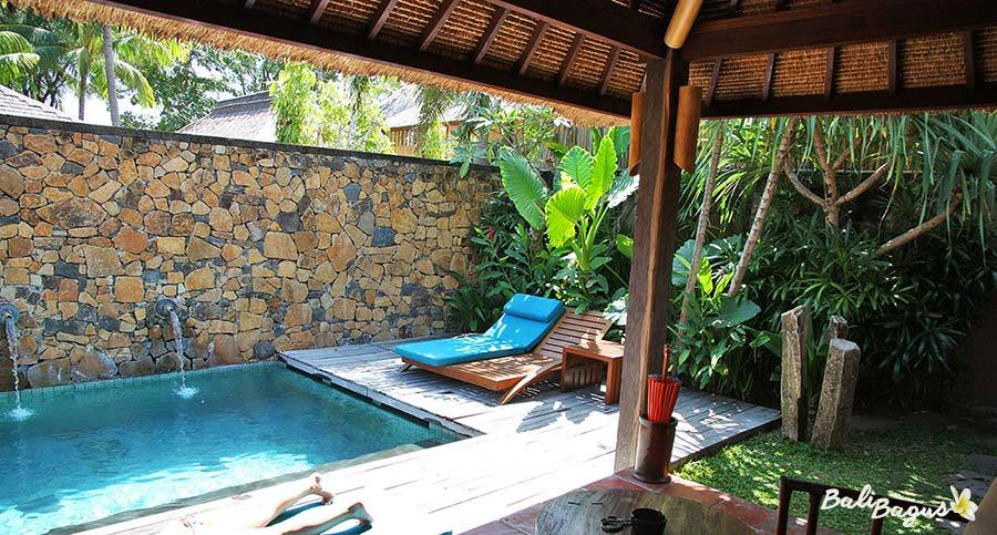 Jeeva Klui Senggigi Private Pool