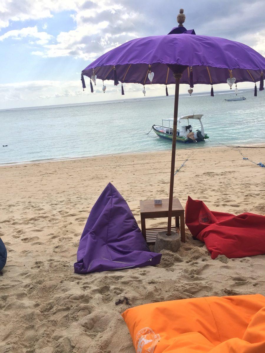 Nusa Lembongan mare