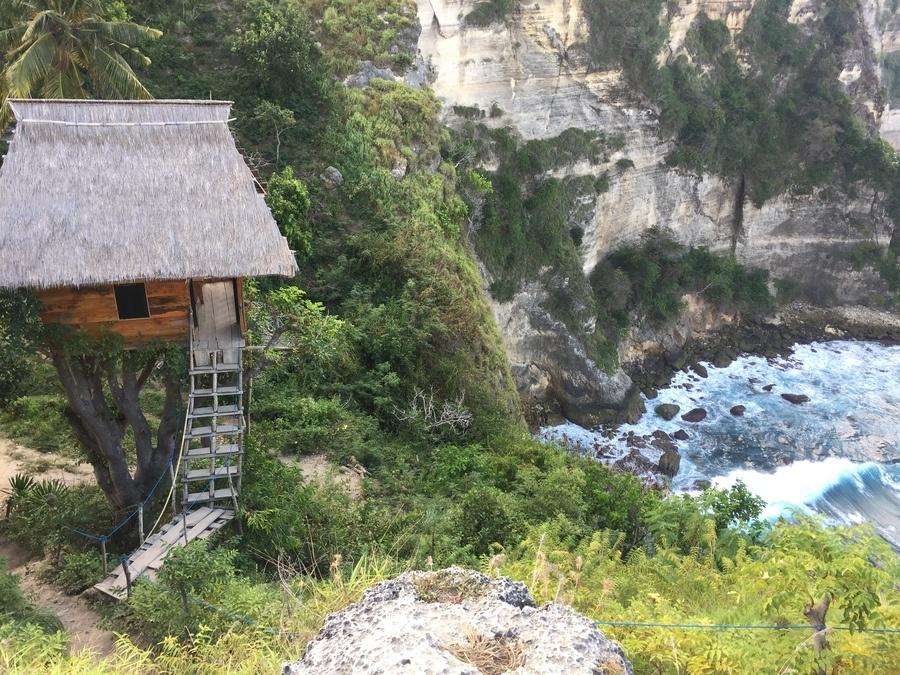 Nusa Penida dormire Rumah Pohon